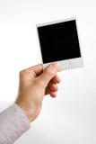 方形的照片框架 免版税库存照片