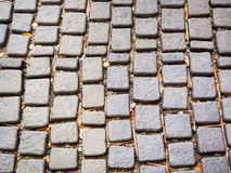 方形的石岩石样式 免版税库存图片