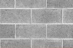 方形的砖墙背景和纹理 库存图片