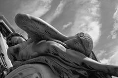 方形的米开朗基罗。佛罗伦萨,意大利 免版税库存照片