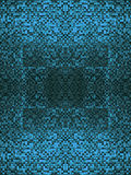 方形的纹理或横穿的片段排行马赛克表面黄色红色桃红色橙色灰色褐红的金黑暗色的墙纸, abstra 库存图片