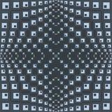 方形背景 库存例证