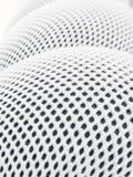 方格灰色抽象背景的滤网 免版税库存图片