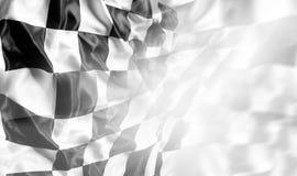 方格的标志 免版税图库摄影