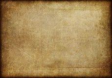 方格的老纸 免版税库存照片
