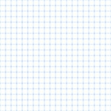 方格纸,无缝的例证 免版税图库摄影