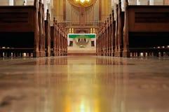 方济会修道院和圣凯瑟琳教会 免版税库存图片