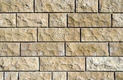 方石墙壁 免版税图库摄影