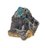黑方铅矿 免版税库存图片