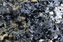 方铅矿galenite 库存照片