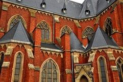施洗约翰教堂约翰st 免版税库存图片