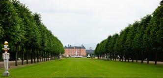 施韦青根城堡 免版税库存照片