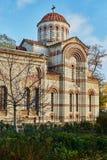 施洗约翰教堂约翰st 免版税图库摄影