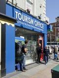 旅游业办公室在都伯林 库存照片