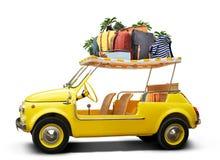旅游业和旅行 免版税库存图片