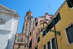 旅游业在威尼斯 库存照片