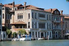 旅游业在威尼斯 免版税库存照片