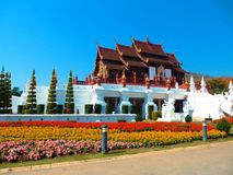 旅游业在泰国 免版税库存图片