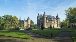 旅游业在荷兰 免版税库存图片