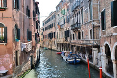 旅游业威尼斯 免版税库存图片