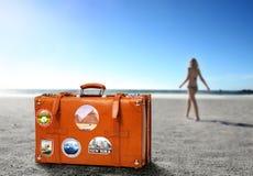 旅游业 免版税库存图片