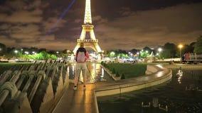 旅游妇女摄影师 股票视频