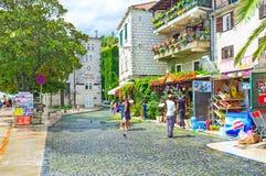 旅游市场 免版税图库摄影