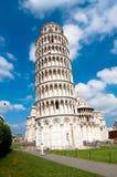旅游斑点在Piza,意大利 免版税图库摄影