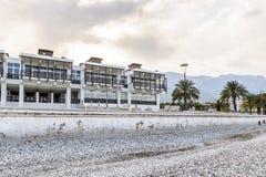 旅游旅馆在凯梅尔,土耳其 图库摄影