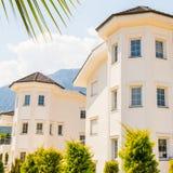 旅游旅馆在凯梅尔,土耳其 库存照片