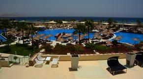 旅游的手段 Sharm El Sheikh 红海 埃及 免版税库存图片