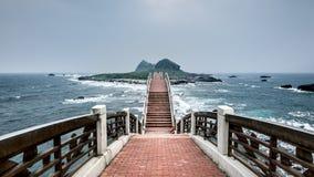 旅游目的地在三仙台,台湾 免版税库存图片