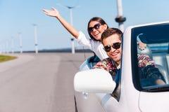 旅行与乐趣 免版税库存照片