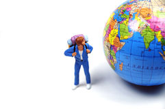 旅行世界 图库摄影