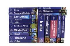旅行书 库存照片