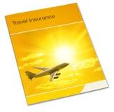 旅行保险 免版税库存照片