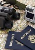 旅行假期 免版税库存照片