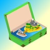 旅行到暑假 旅行对暑假 免版税图库摄影