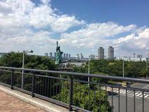旅行向东京 库存照片