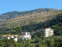 旅行向亚得里亚海的黑山 免版税库存图片