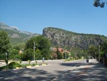 旅行向土耳其, Beldibi安塔利亚 图库摄影