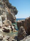旅行向土耳其, Beldibi安塔利亚 库存照片