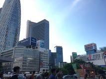 旅行向日本 免版税库存照片