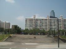旅行向汉城 库存图片