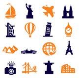 旅行和地标 图库摄影