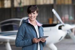 旅行和航空apps 库存图片