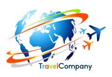 旅行商标 库存照片