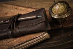 旅行回忆录概念 免版税图库摄影