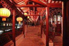 旅行在南京 库存图片