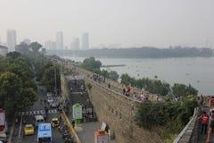 旅行在南京 免版税库存图片